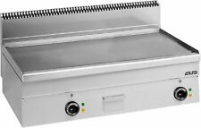 MBM Elektro-Grillplatte, Bautiefe 600 mm, 2 Zonen, SALE - 25% sparen Gastlando