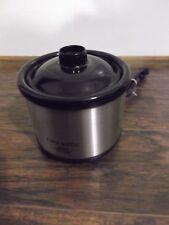 Personal Crock Pot Slow Cooker Warmer Little Dipper Dips Sauces 16oz  32041C