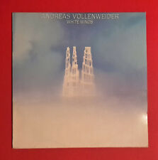 Andreas Vollenweider ‎- White Winds   ** Vinyl 12''  **