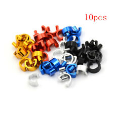 10Pcs Bicycle C-Clips Buckle Hose Brake Gear Road Cycling Cable Housing  BC