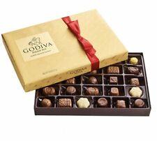 Godiva Assorted Chocolate Creations 10.9 Oz  Goldmark 27 Pieces Oct 2021 Sealed