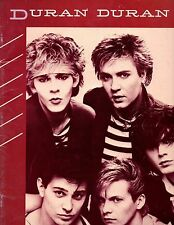 "Duran Duran SONGBOOKS ""Rio"" and ""Arena"" 1980's Austin, TX Hungry Like The Wolf"