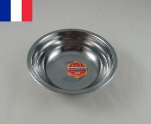 Gamelle Bol en Acier Inoxydable Chat Petit Chien Animal Diamètre 14 cm