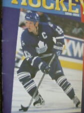 Scholastic Hockey Superstars 2002-2003 Book Paul Romanuk Cover