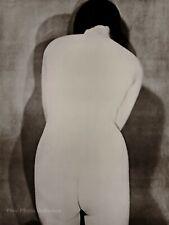 1930/75 Vintage MAN RAY Female Nude KIKI DE MONTPARNASSE Paris Photo Art 12x16