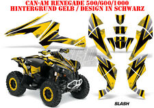 AMR Racing DECORO GRAPHIC KIT ATV CAN-AM Renegade, DS 250, DS 450, DS 650 Slash B
