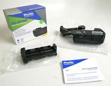 *NIB* Phottix BG-D7000 Grip for Nikon D7000 - MB-D11