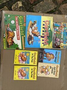 Vintage Collection Of Garfield Books