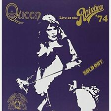 QUEEN The Vinyl Collection 13 Live at the Rainbow '74 (2 LP) Vinile De Agostini