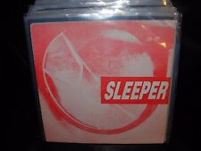 """SLEEPER display / wasted today / are you there ( rock ) 7""""/45 picture sleeve"""