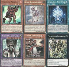 YUGIOH MYSTIC FIGHTERS SINGLE CARDS - CHOOSE FROM ALL CARDS! 1ST EDITION