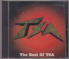 TSA - THE BEST OF TSA 1997 WARNER MAREK PIEKARCZYK TOP RARE OOP CD