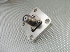 Bird 43 Qc Watt Meter Wattmeter Element Slug Connector 4240-346 Mini Uhf Female