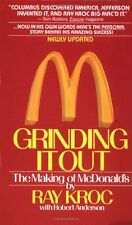 Grinding it out: The Making of Mcdonalds-Ray Kroc
