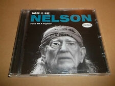 "WILLIE NELSON "" FACE OF A FIGHTER "" CD ALBUM EXCELLENT 2008"