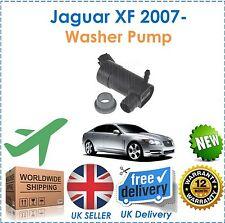 For Jaguar XF  2.2 2.7 3.0 4.2 5.0 2007- Windscreen Washer Pump New OE Quality