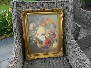Albert Williams Framed Print Bouquet Of Flowers