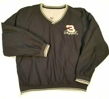 DALE EARNHARDT #3 Pullover Windbreaker Reversibl GM Goodwrench Men's Large Chase