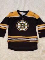 Reebok NHL Boston Bruins Tyler Seguin Youth Jersey Sz S 4/7