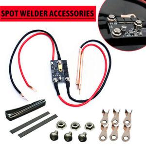 DIY 12V Spot Welder Welding Machine Pen Tools for 18650 Battery PCB Board Kit