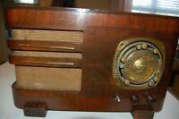 Vintage Grunow Teledial Shortwave Receiver Model 632, parts/restoration 1937-38