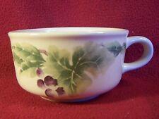 """Pfaltzgraff ~ Jamberry ~ Oversized Large Soup Onion Mug / Cup 2 1/2"""" X 4 3/4"""""""