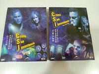 Csi Le Vegas Complete First Season - 6 X DVD Inglese Portuguese Edizione
