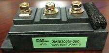 Fuji Electric IGBT Module Dual #2MBI300N-060  300A, 600V