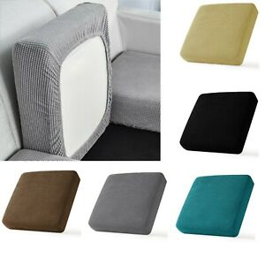 Sofa Seat Cover Covers Seater Couch Slipcover Cushion Elastic Settee Protector