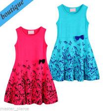 Viscose Summer Everyday Dresses for Girls
