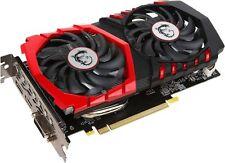 Grafikkarte MSI GeForce GTX 1050Ti GamingX 4GB RAM, HDMI, DisplayPort, DVI