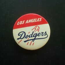 1960's Los Angeles Dodgers Pin Charm Fob RARE NO PIN ON REVERSE!!! L@@K!