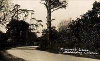 Baddesley Clinton near Lapworth & Solihull. Convent Lane.