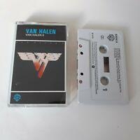 VAN HALEN II CASSETTE TAPE WARNER BROS 1979