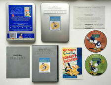 Walt Disney Treasures The Chronological Donald Volume 1 w/Cert of Authenticity