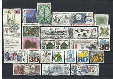 Briefmarken Tschechoslowakei
