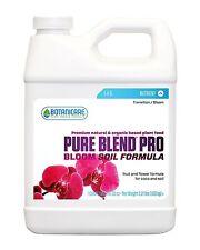 New listing Botanicare Pure Blend Pro Bloom Soil Quart Liquid Plant Nutrients Free Ship!