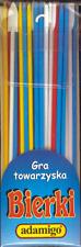 Bierki ADAMIGO w etui Gra towarzyska Fast Shipping Royal Mail1st Class