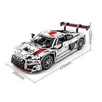 Car Racecar 42056 42083 42096 42111 MOC technic Bausteine rs 8 Blöcke Set