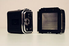 6x6 cm NT film back magazine Medium format camera cassette for Kiev 88 CM,Salyut