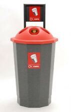 Cup Bank With Flask Recycling Bin