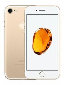Apple iPhone 7 32GB 128GB 256GB Gold Unlocked GSM/CDMA/LTE Warranty Grades A/B/C