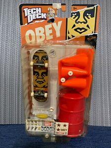 OBEY  Tech Deck  Shepard Fairey   2007