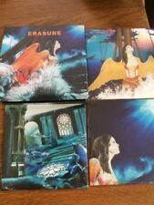 Erasure - World Be Gone - Limited edition x 3 maxi cd single box set - complete