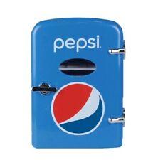 Pepsi Mini Fridge 6 Can Beverage Cooler 💥 New