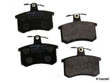 Mintex Disc Brake Pad fits 1980-2001 Audi 5000 A4 Quattro 80 Quattro  WD EXPRESS