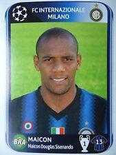 Panini 12 Maicon FC Internazionale UEFA CL 2010/11