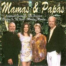 Mamas & The Papas Live-But digitally remastered (16 tracks) [CD]