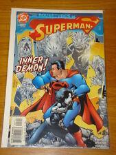 SUPERMAN #607 VOL 1 DC COMICS NEAR MINT CONDITION OCTOBER 2002