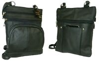 Women and Girls Genuine Leather Messenger Bag HANDBAG, CROSS BODY Purse